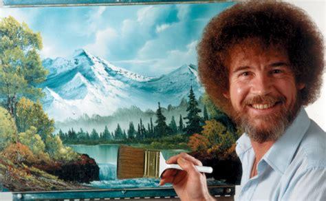 bob ross painting live twitch fans 545 9m minutes of painter bob