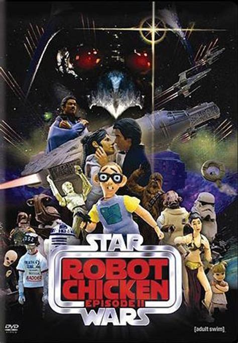 film robot chicken robot chicken star wars ii tv 2008 filmaffinity