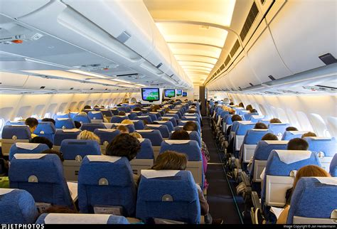 A310 Cabin by Yr Lca Airbus A310 325 Tarom Air Transport