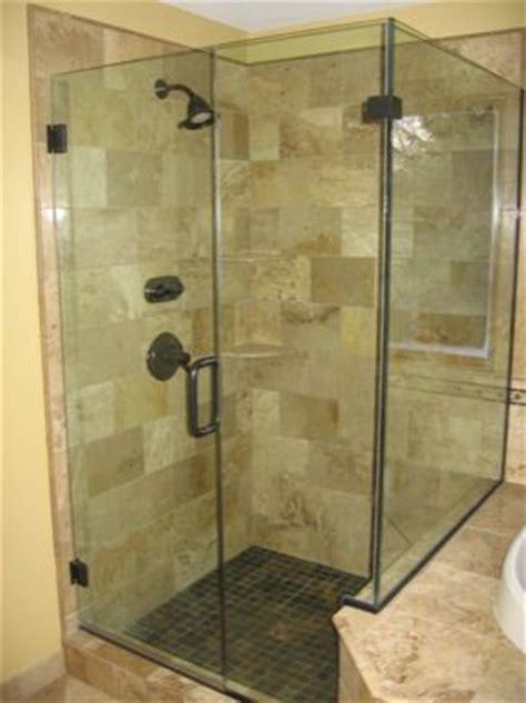 Glass Wall For Shower Stall Glass Shower Walls Knee Wall Shower Doors 5 Shower