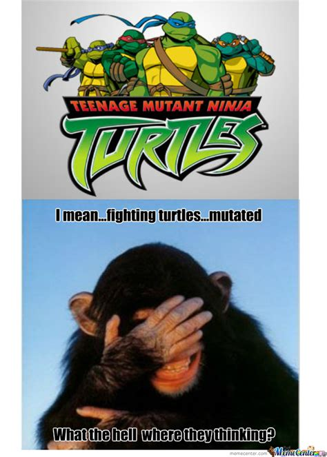 Teenage Mutant Ninja Turtles Meme - ninja turtle memes image memes at relatably com