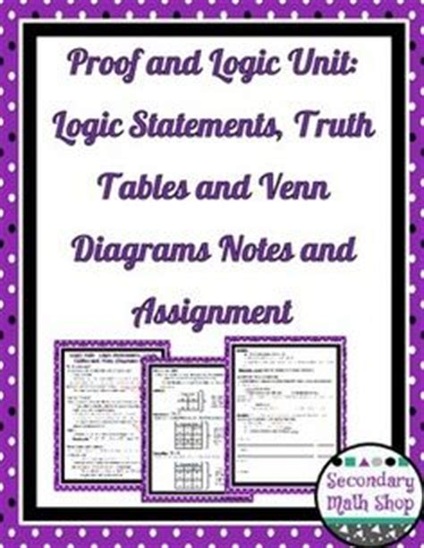 sets and venn diagrams notes 1000 images about proofs and logic on high school geometry notes and homework