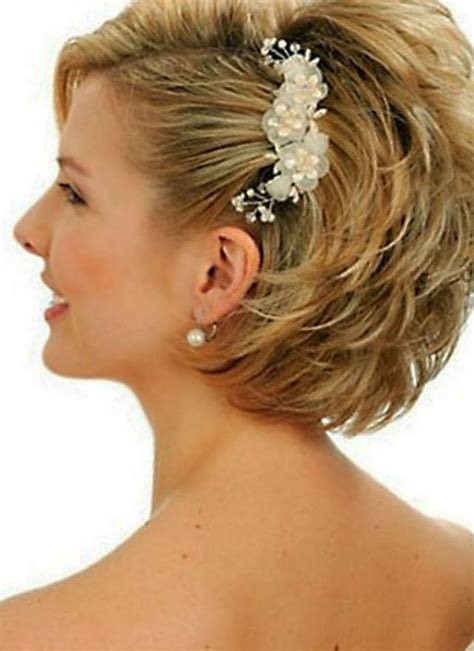 bridal hairstyles for short hair wedding hairstyles for short hair