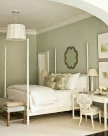 Light Green Bedrooms Green Walls Design Ideas