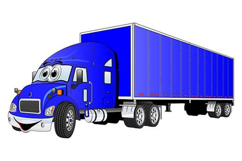blue trailer portugues free semi trucks free clip free