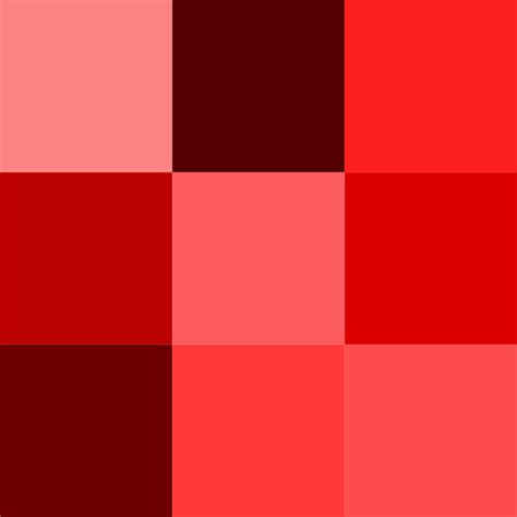 best shade of red shades of red find a fact