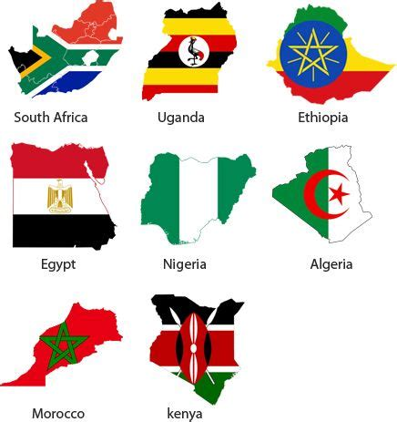 african countries flags flags for african countries fun facts easy science for
