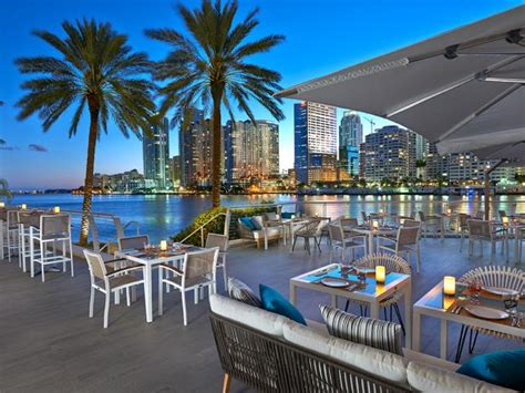 outdoor restaurants  miami food network