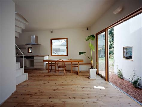 home design from inside inside house outside house by takeshi hosaka architects