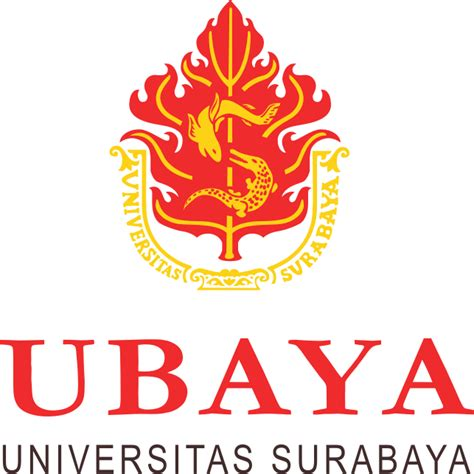 logo universitas surabaya ubaya kumpulan logo indonesia