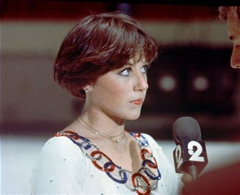 celebrity with wedge bob haircut dorothy hamill bobs my hair and ice