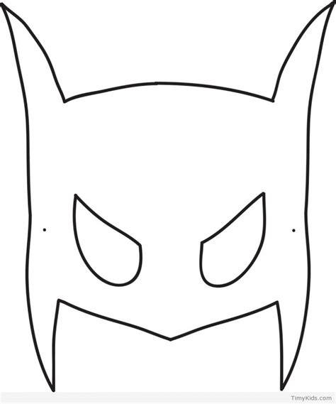 printable halloween mask cutouts 15 printable halloween masks for kids timykids