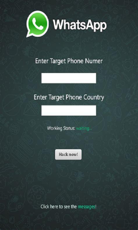whatsapp hack tool apk whatsapp hack tool generator apk for free on getjar
