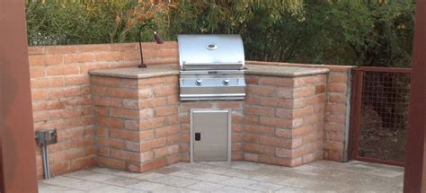 Patio Portfolio: Phoenix & Scottsdale Built In BBQ Grills
