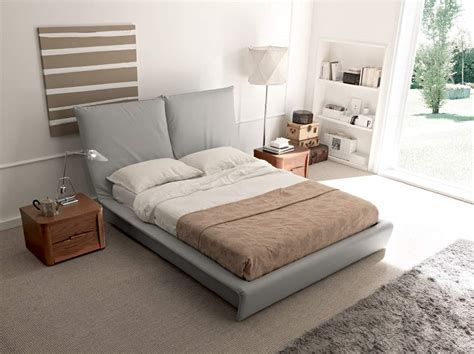 Made in Italy Fabric Elite Platform Bed with Extra Storage