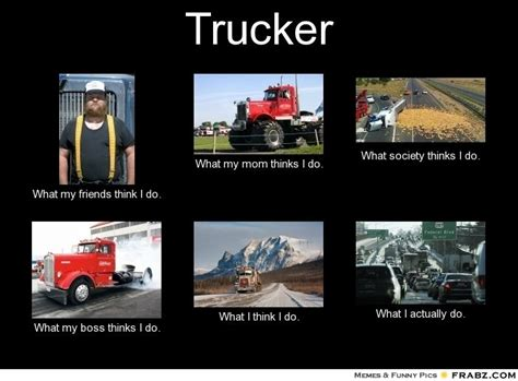 Funny Truck Memes - 97 best images about funny trucking on pinterest the