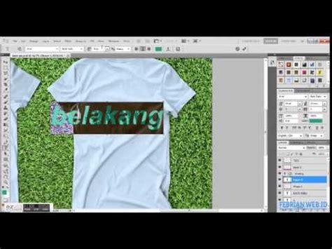 membuat quote dengan photoshop cara membuat design kaos psd mudah dengan photoshop youtube