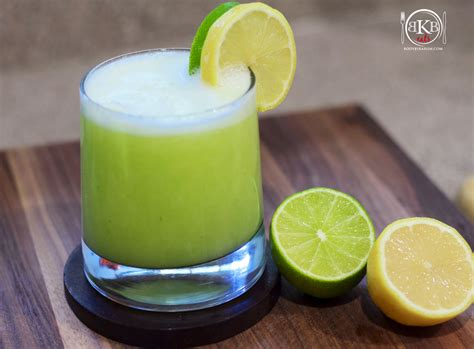 Lime Or Lemon Detox by By Kariim Fitness 187 Lemon Lime Detox