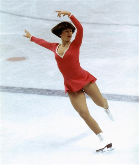 famous ice skater haircut figure skaters at the 1976 winter olympics