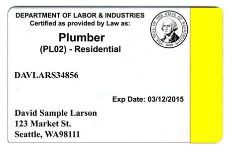 Plumbing Licence Check by Seattle Water Company Water Heater Info Page