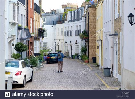 houses to buy in central london mews house in central london rutland mews south knightsbridge stock photo royalty