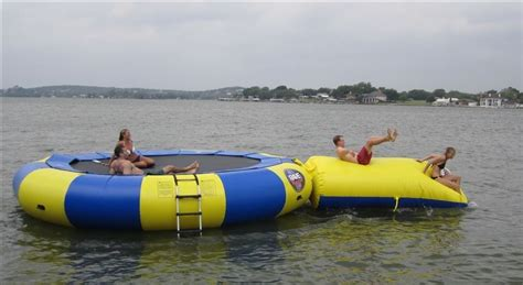 Palm Villa: Palm Villa Lake Lbj with Water Trampoline and