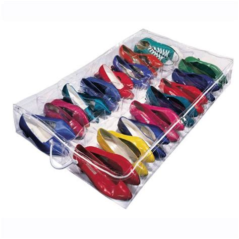 Shoe Organizer Bed by 5 Best Underbed Shoe Storage Keep Your Shoes Clean