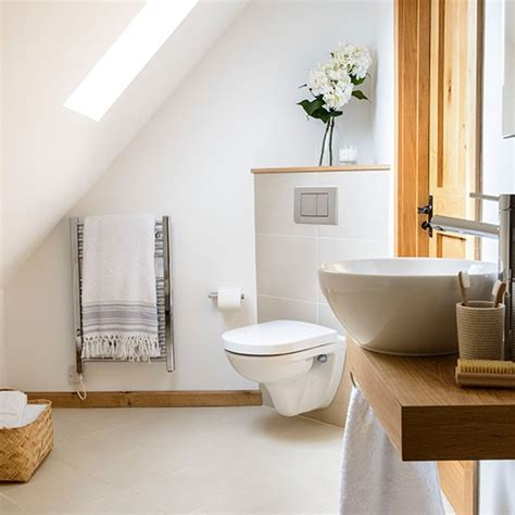 small attic bathroom ideas spa style attic bathroom small bathroom ideas housetohome co uk