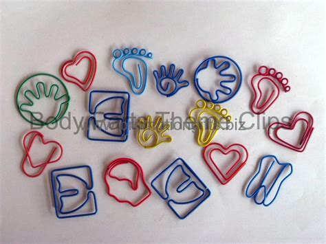 Paper Clip Crafts - large paper clip crafts