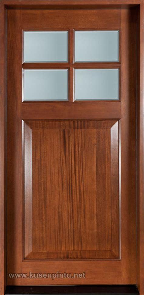 desain kamar kayu desain pintu kamar kayu jati kusen pintu jendela