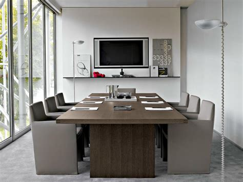 Executive Meeting Table Ac Executive Meeting Table By B B Italia Project A Brand Of B B Italia Spa Design Antonio Citterio