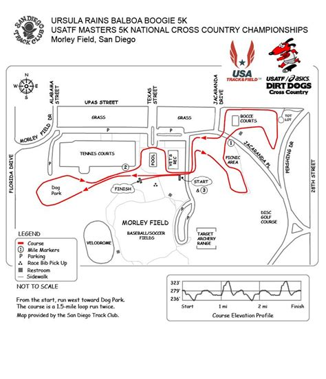 usa track map it usa track field course map