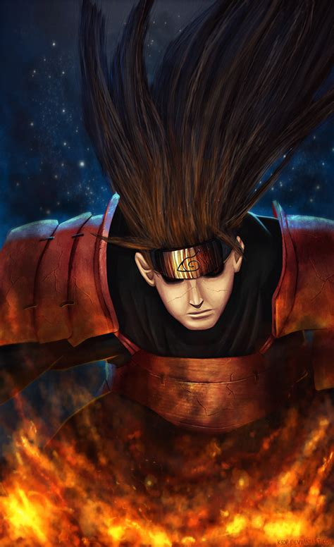 sasuke   battlefield hokages ready  fight