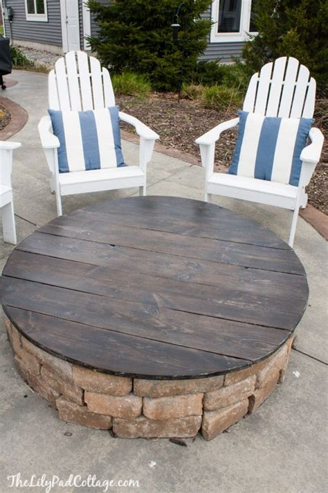 diy firepit table 25 best ideas about backyard pits on