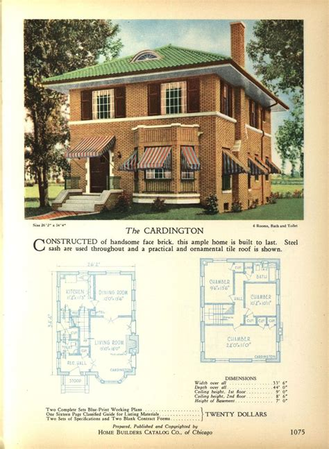 vintage style floor ls old fashioned style house plans