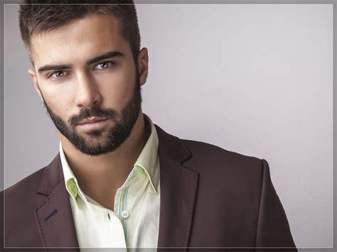 haircut and beard for round face beard styles for men with round face beard styles for