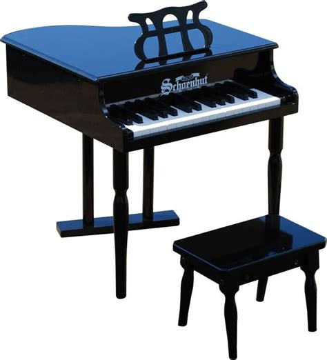 schoenhut 30 key fancy baby grand with bench 15 best schoenhut baby grand toy pianos images on