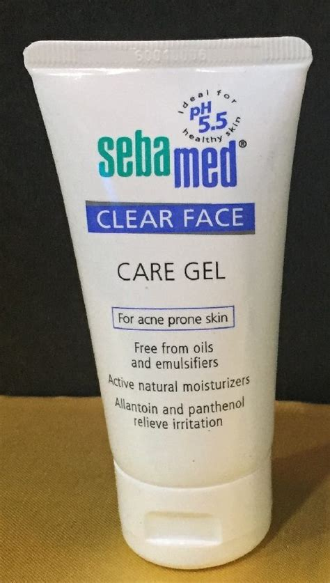 Harga Sebamed Clear Care Gel sebamed clear care gel review trends and health