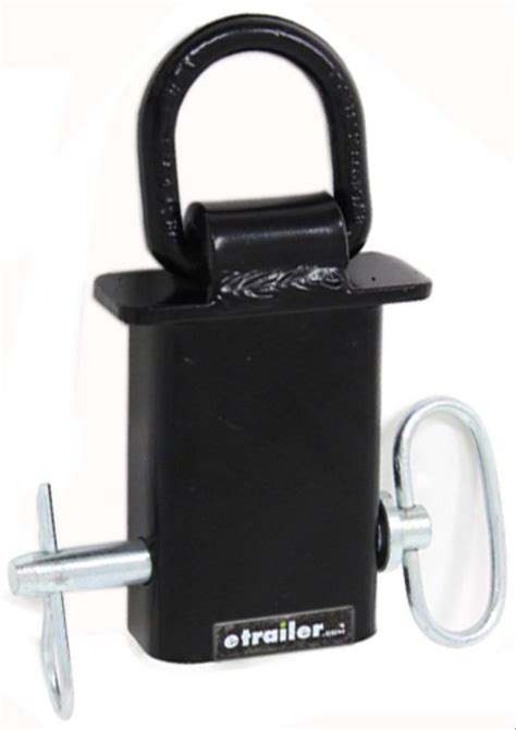 stake pocket tie anchor for flatbed truck or trailer