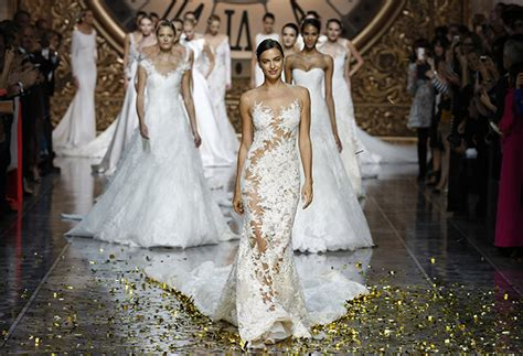 Wedding Barcelona by Favorite Wedding Dresses From Barcelona Bridal Week