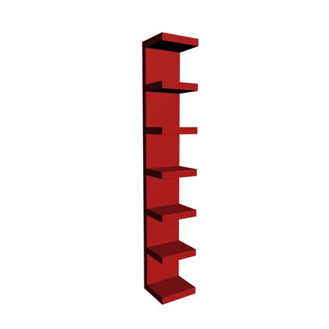 Ikea Regal Rot by Lack Wall Shelf Design And Decorate Your Room In 3d