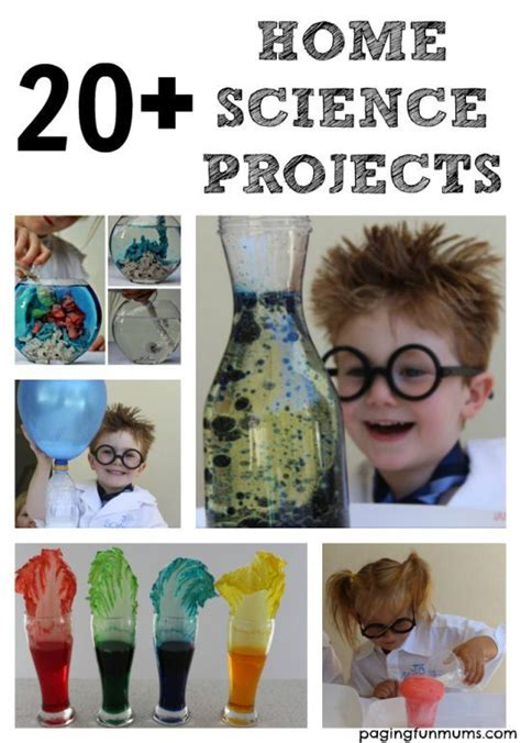 easy science crafts for 20 home science projects for activities preschool