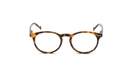eton tortoiseshell frame reading glasses eyelids