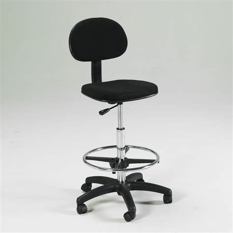average office chair height black counter drafting height office chair stool