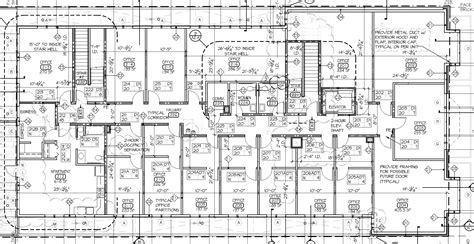 6 best images of floor plans office space building floor