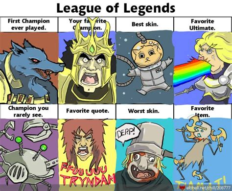 League Of Memes - chillout league of legends meme