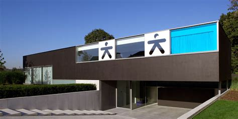 ultra modern architecture extravagant ultra modern house lofthouse by luc binst