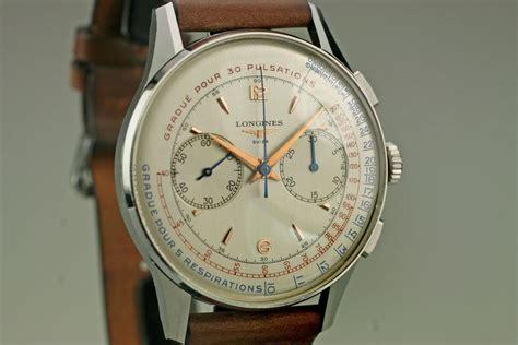 1960 longines chronograph for sale mens vintage