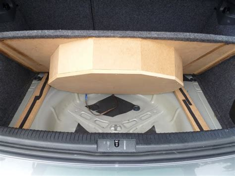 Subwoofer Selber Bauen Auto by Reserveradsubwoofer Oder Andere Quot Unsichtbare Quot Subwoofer