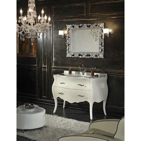 bagno barocco mobile bagno barocco in bianco